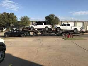 auto transport delivery by oklahoma upfitters