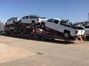 OKU upfits trucks and transports in OKC