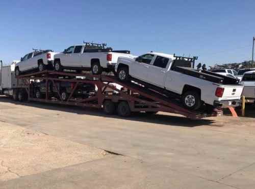 OKU upfits trucks and transports in OKC