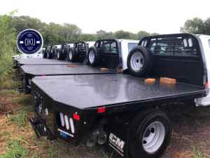 CM Flatbeds authorized dealer in OKC
