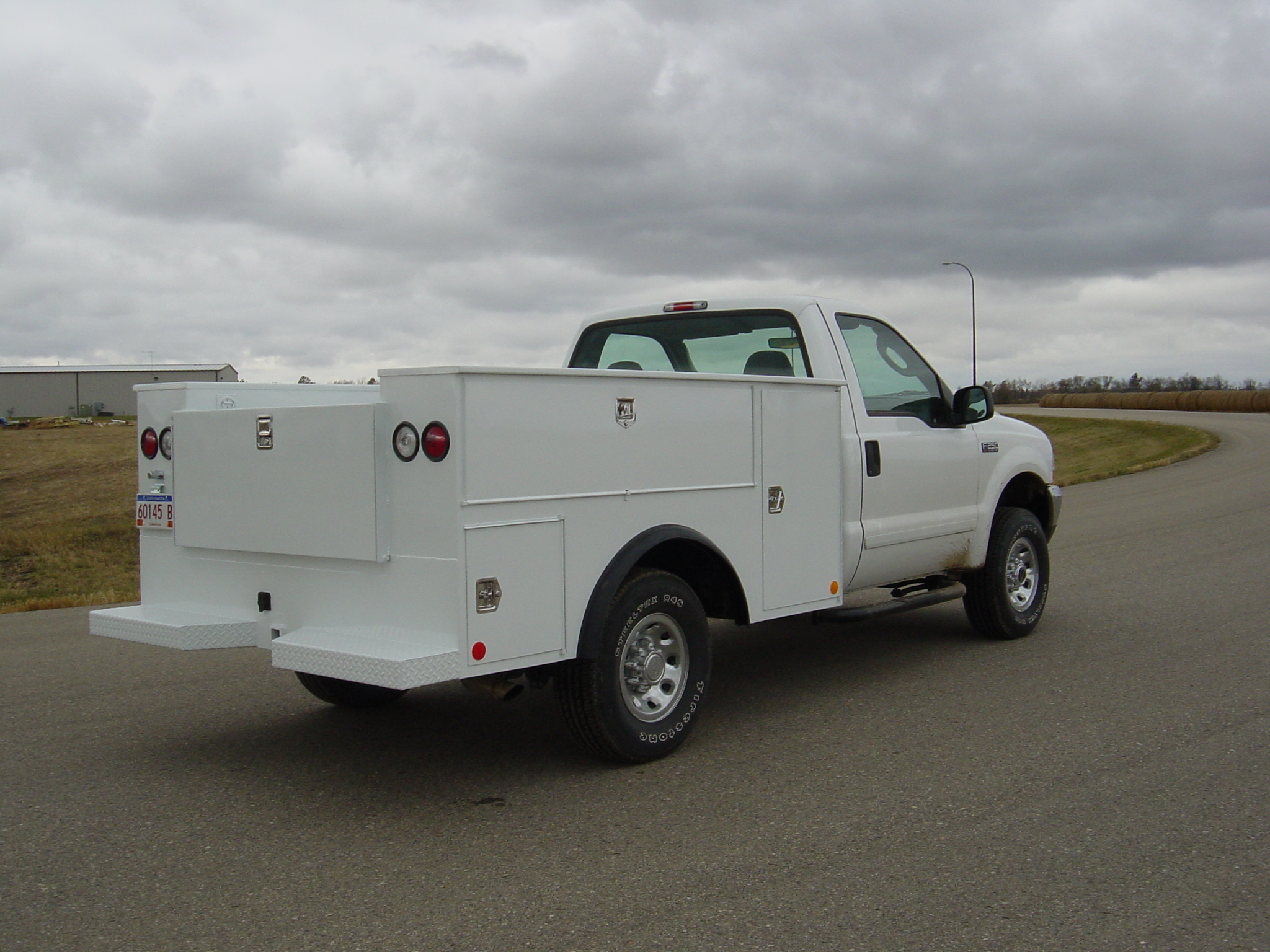 Dakota service bodies for fleets in OKC