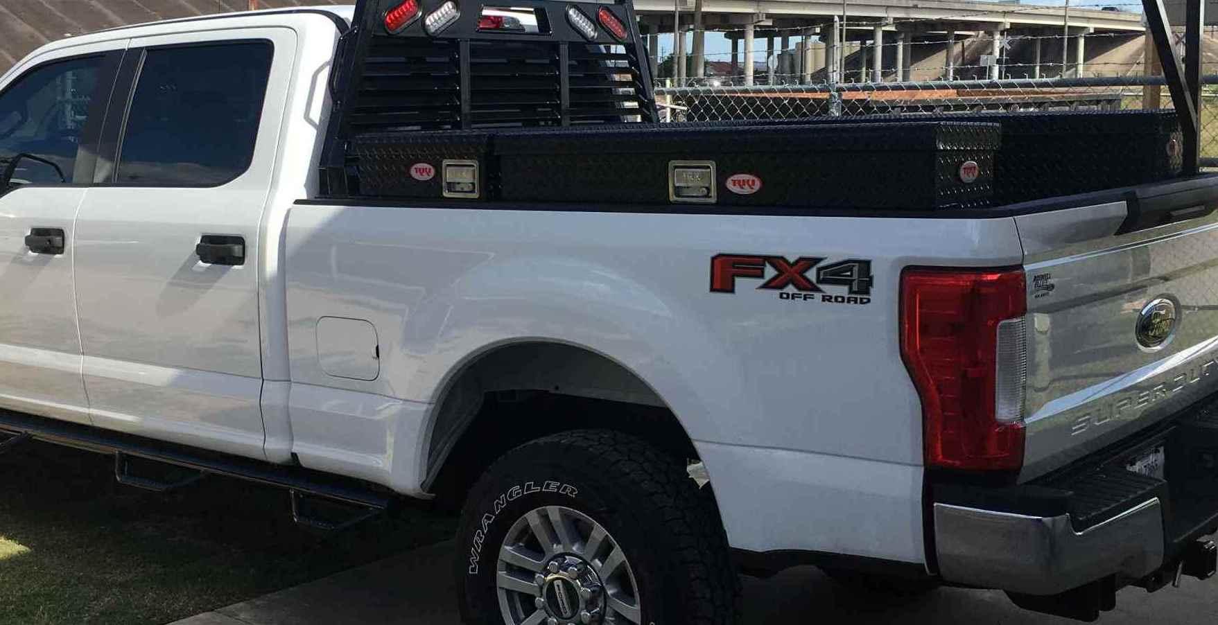 RKI truck tool box in OKC