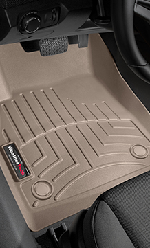 WeatherTech custom floor liners_OKC