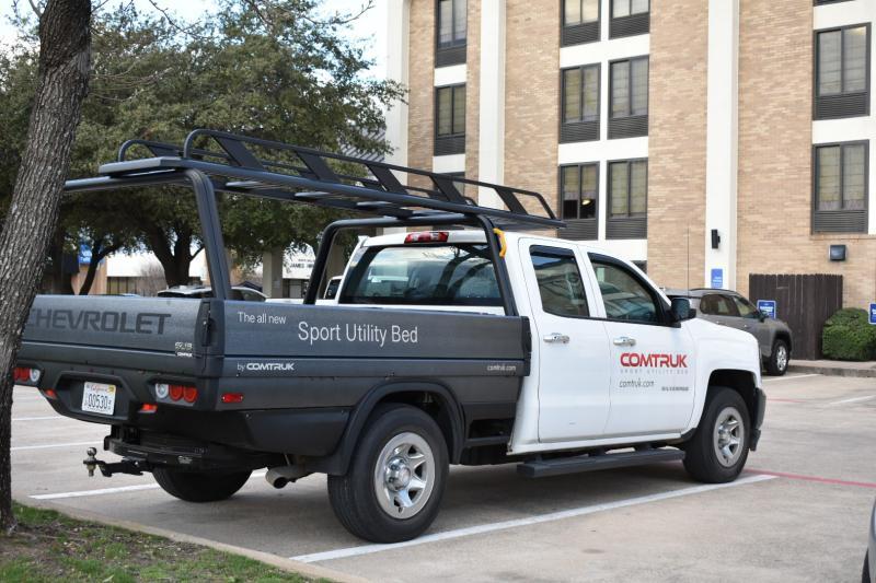 Comtruk sport utility pickup beds OKC